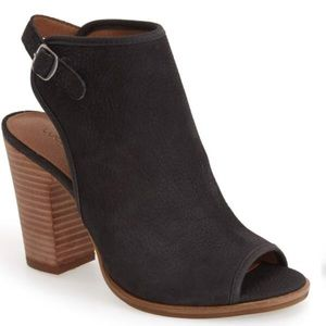 Lucky Slingback Booties